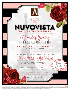 NuvoVista Grand Opening Agent Luncehon