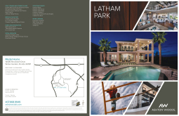 Latham Park Community Information