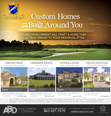 Custom Homes Built Around You