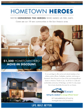 Hometown Heroes - $1,500 Move-In Discount!